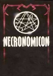 Picture of a book: The Necronomicon