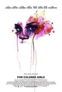 Picture of a movie: For Colored Girls