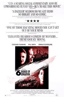Picture of a movie: Six Degrees Of Separation