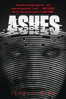 Picture of a book: Ashes