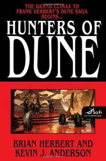 Picture of a book: Hunters Of Dune