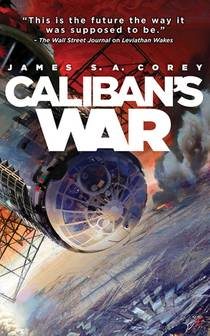 Picture of a book: Caliban's War