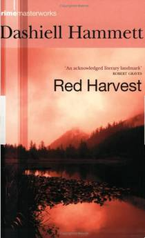 Picture of a book: Red Harvest