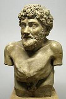Picture of an author: Aesop