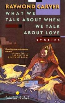 Picture of a book: What We Talk About When We Talk About Love