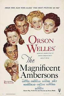 Picture of a movie: The Magnificent Ambersons