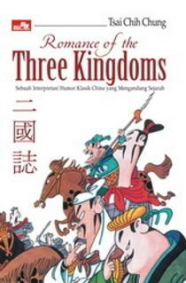 Picture of a book: Romance Of The Three Kingdoms