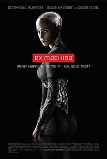 Picture of a movie: Ex Machina