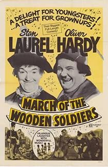 Picture of a movie: March Of The Wooden Soldiers