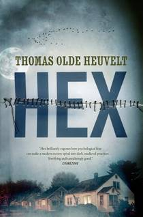 Picture of a book: Hex