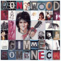 Picture of a band or musician: Ron Wood