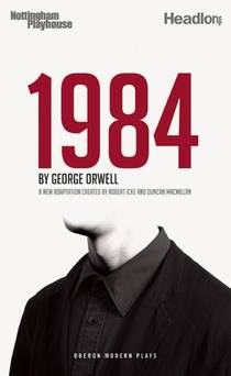 Picture of a book: 1984