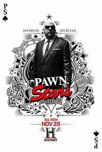 Picture of a TV show: Pawn Stars