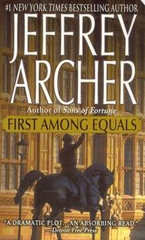 Picture of a book: First Among Equals