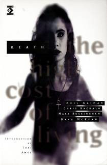 Picture of a book: Death: The High Cost Of Living