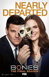 Picture of a TV show: Bones
