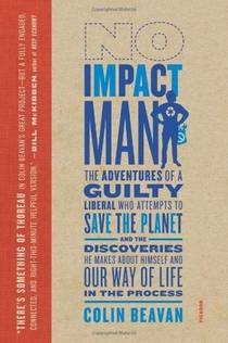 Picture of a book: No Impact Man
