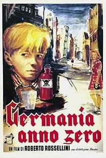 Picture of a movie: Germania Anno Zero