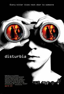 Picture of a movie: Disturbia