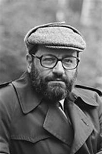 Picture of an author: Umberto Eco