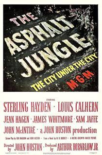 Picture of a movie: The Asphalt Jungle