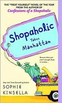 Picture of a book: Shopaholic Takes Manhattan