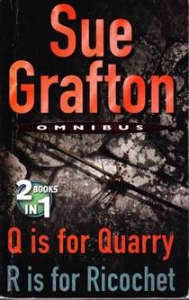 Picture of a book: Q is for Quarry & R is for Ricochet
