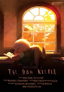 Picture of a movie: The Dam Keeper