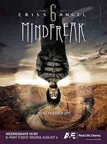 Picture of a TV show: Criss Angel Mindfreak
