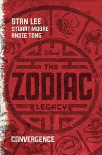 Picture of a book: The Zodiac Legacy: Convergence