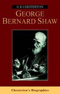 Picture of a book: George Bernard Shaw
