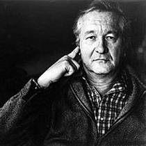 Picture of an author: William Styron