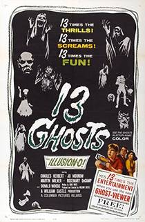 Picture of a movie: 13 Ghosts