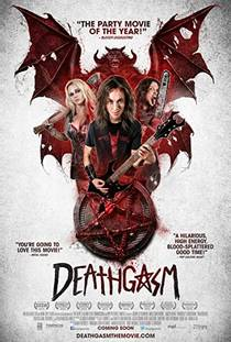 Picture of a movie: Deathgasm