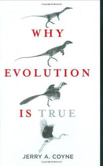 Picture of a book: Why Evolution Is True