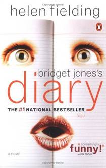Picture of a book: Bridget Jones's Diary