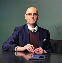 Picture of an author: Brad Meltzer