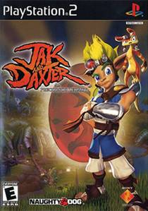 Picture of a game: Jak And Daxter: The Precursor Legacy