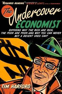 Picture of a book: The Undercover Economist