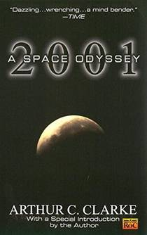 Picture of a book: 2001: A Space Odyssey