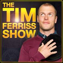 Picture of a podcast: The Tim Ferriss Show