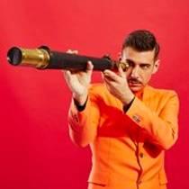Picture of a band or musician: Francesco Gabbani