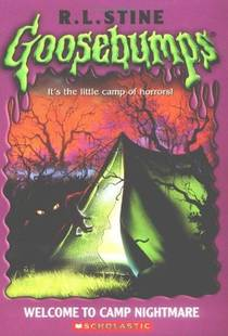 Picture of a book: Welcome To Camp Nightmare