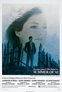 Picture of a movie: Summer Of '42