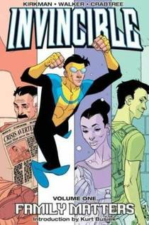 Picture of a book: Invincible, Vol. 1: Family Matters