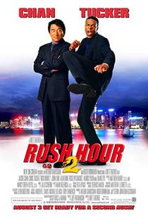 Picture of a movie: Rush Hour 2