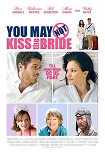 Picture of a movie: You May Not Kiss The Bride
