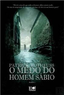 Picture of a book: O Medo do Homem Sábio - Parte 2