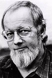 Picture of an author: Donald Barthelme