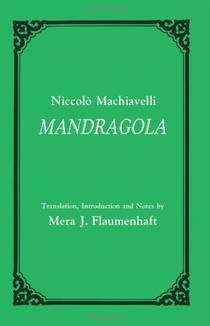 Picture of a book: Mandragola